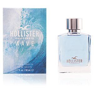 Hollister Wave for Him - Eau de toilette pour homme - 50 ml