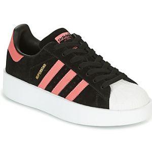 Adidas Superstar Bold, Baskets Femme, Noir (Negbas/Roscen / Ftwbla 000), 40 2/3 EU
