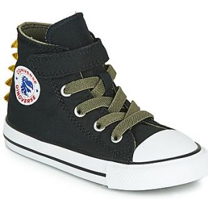 Converse Chaussures enfant CHUCK TAYLOR ALL STAR 1V DINO SPIKES CANVAS HI vert - Taille 22,23,24,25,26