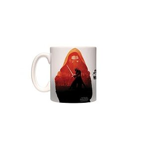 Simba Toys Mug Star Wars 460 ml Kylo ren et Phasma