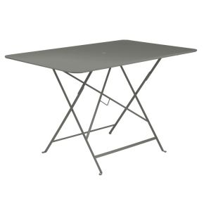 Fermob Grande Table pliante rectangulaire couleur Romarin 117 x 77 x 74 cm