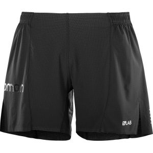 Salomon S/Lab 6 - Short running Homme - noir XL Pantalons course à pied