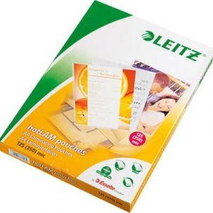 Leitz Conso Plastif Pochettes 125 micron