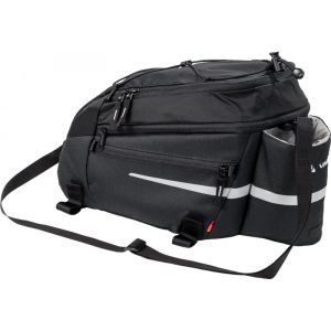 Vaude Silkroad - Sac porte-bagages - L i-Rack noir Sacs pour porte-bagages