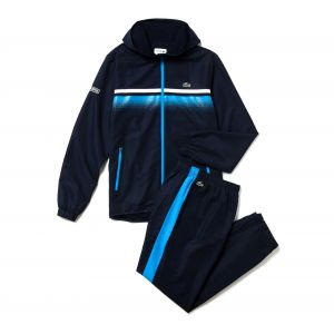 87bf2c009a Lacoste Survêtements Wh3567 - Navy Blue / Blue / White - Taille S