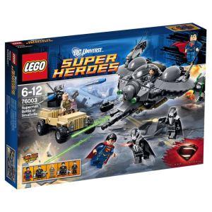 Lego 76003 - Super Heroes : Superman - Battle of Smallville