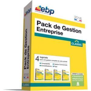 Pack de Gestion Entreprise Classic 2016 pour Windows