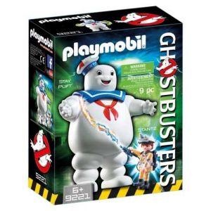 Playmobil 9221 - Ghostbusters : Bibendum Chamallow et Stantz