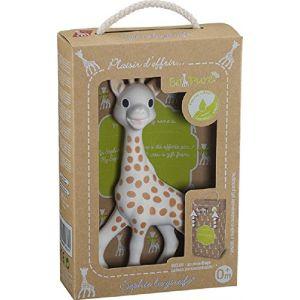 Vulli Coffret Sophie la Girafe So'Pure avec hochet