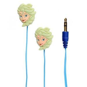 Lazerbuilt EFR-ELSANNA - Écouteurs intra-auriculaires Elsa La Reine des Neiges