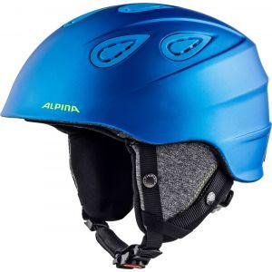 Alpina Grap 2.0 Casque de ski Bleu 54-57 cm
