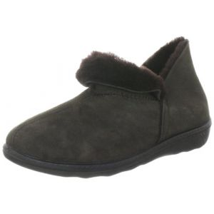 Romika Romilastic 102, Chaussons femme - Marron (Mocca 304), 36 EU