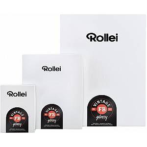 Rollei Papier Vintage 111 FB Glossy 30.5X40.6cm 10 Feuilles