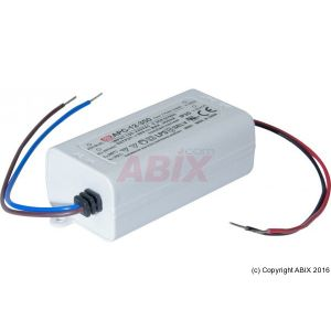 Meanwell Driver 12 V pour MR16 12 W max