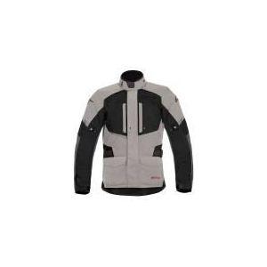 Alpinestars Andes Drystar (gris clair) - Blouson de moto textile pour homme