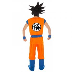 Chaks Déguisement Goku Saiyan Dragon ball Z adulte M