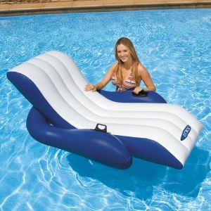 Intex Chaise longue de piscine Deluxe