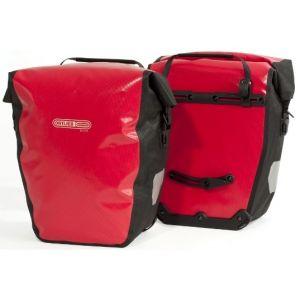 Ortlieb City Back-Roller Paire de sacoches de vélo Rouge/Noir 42 x 23/32 x 17 cm