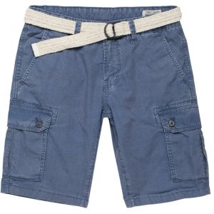 Teddy smith Short Shurley Cargo Bleu