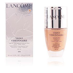 Lancôme Teint Visionnaire 010 Beige Porcelaine - Duo de teint perfecteur de peau taches - pores - rides