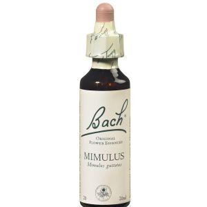 Fleurs de Bach N°20 Mimulus - 20 ml