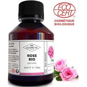 MyCosmetik Hydrolat de rose bio