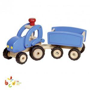 Goki 55925 - Tracteur avec remorque