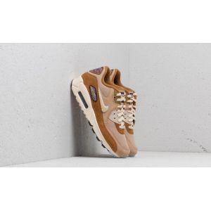Nike Air Max 90 Premium Se Beige Chenille Baskets/Running Homme