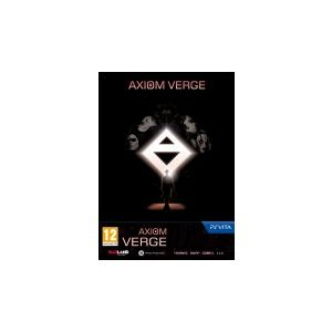 Axiom Verge Multiverse Edition [PS Vita]