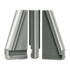 Albrecht Mors de rechange pour mandrin à serrage rapide, 3 pièces, Capacité de serrage : 3,0-16,0 mm, Taille 160
