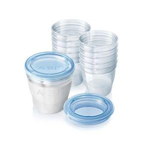 Philips Avent SCF612/10 - Système de conservation du lait maternel