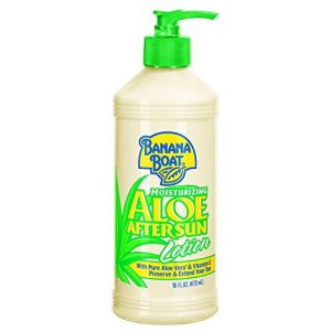 Banana Boat Lotion pour le corps Aloé after sun