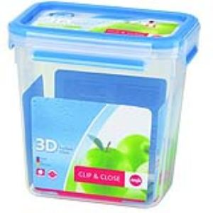 Emsa Boîte rectangulaire Clip and Close 3D (1,6 L)