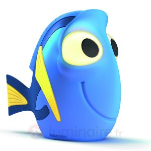 Philips 71768/90/16 - Veilleuse à LED Le monde de Dory