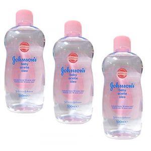 Johnson & Johnson Huile bébé - 500 ml