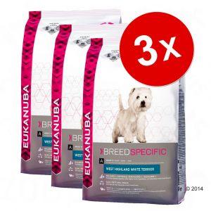 Eukanuba Adult Breed Specific Jack Russell Terrier - 3x 2 kg