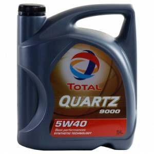Total Quartz 9000 5W-40 (5 l)