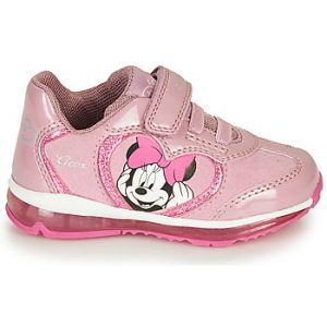 Geox Baskets basses enfant TODO MINNIE Rose - Taille 23,25,26,27