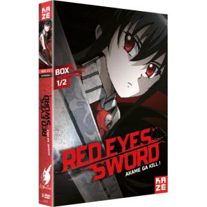 Red Eyes Sword : Akame ga Kill ! Coffret 1/2