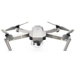 Dji Drone Mavic Pro Fly More Combo Platinum