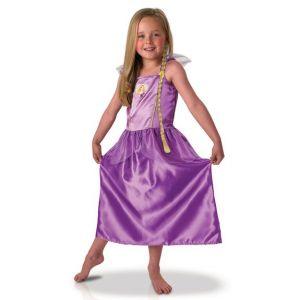 Panoplie Princesse Raiponce + Tresse taille M