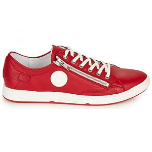 Pataugas Baskets basses JESTER/N Rouge - Taille 36,37,38,39,40,41