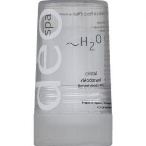 H2o+ Natural Cristal déodorant - Le stick de 40g