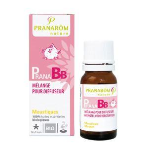 Pranarôm PranaBB - Mélange pour diffuseur Moustiques