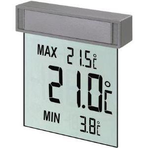 TFA Dostmann 30.1025 Vision - Thermomètre de fenêtre digital