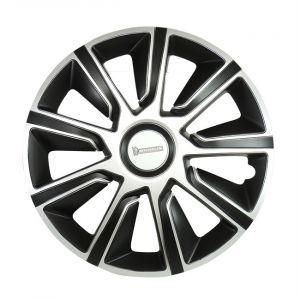 Michelin 4 enjoliveurs gris/noir NVS 49 16 pouces