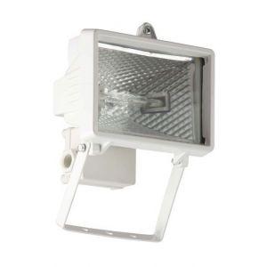 Brilliant AG Projecteur extérieur Tanko blanc 1x150W - BRILLIANT - 96161-05