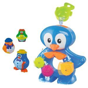 Ludi Coffret de bain Pingouin