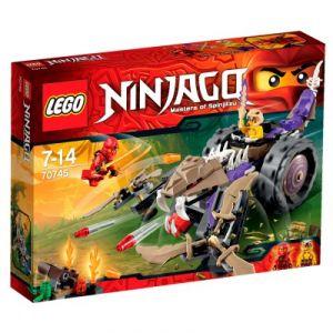 Lego 70745 - Ninjago : Le broyeur Anacondra