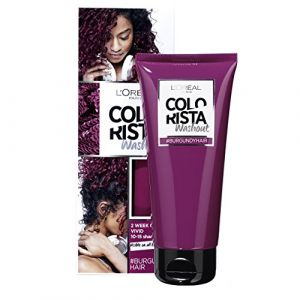 L'Oréal Colorista Washout 1 burgundy